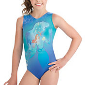 GK Elite Disney Ariel in the Sea Gymnastics Leotard