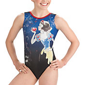 GK Elite Toddler Disney Snow White Gymnastics Leotard