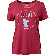 Locally Grown Women's Minnesota Local T-Shirt