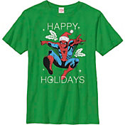 Fifth Sun Boys' Marvel Jolly Spidy Graphic Tee