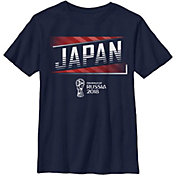 Fifth Sun Youth 2018 FIFA World Cup Japan Slanted Navy T-Shirt