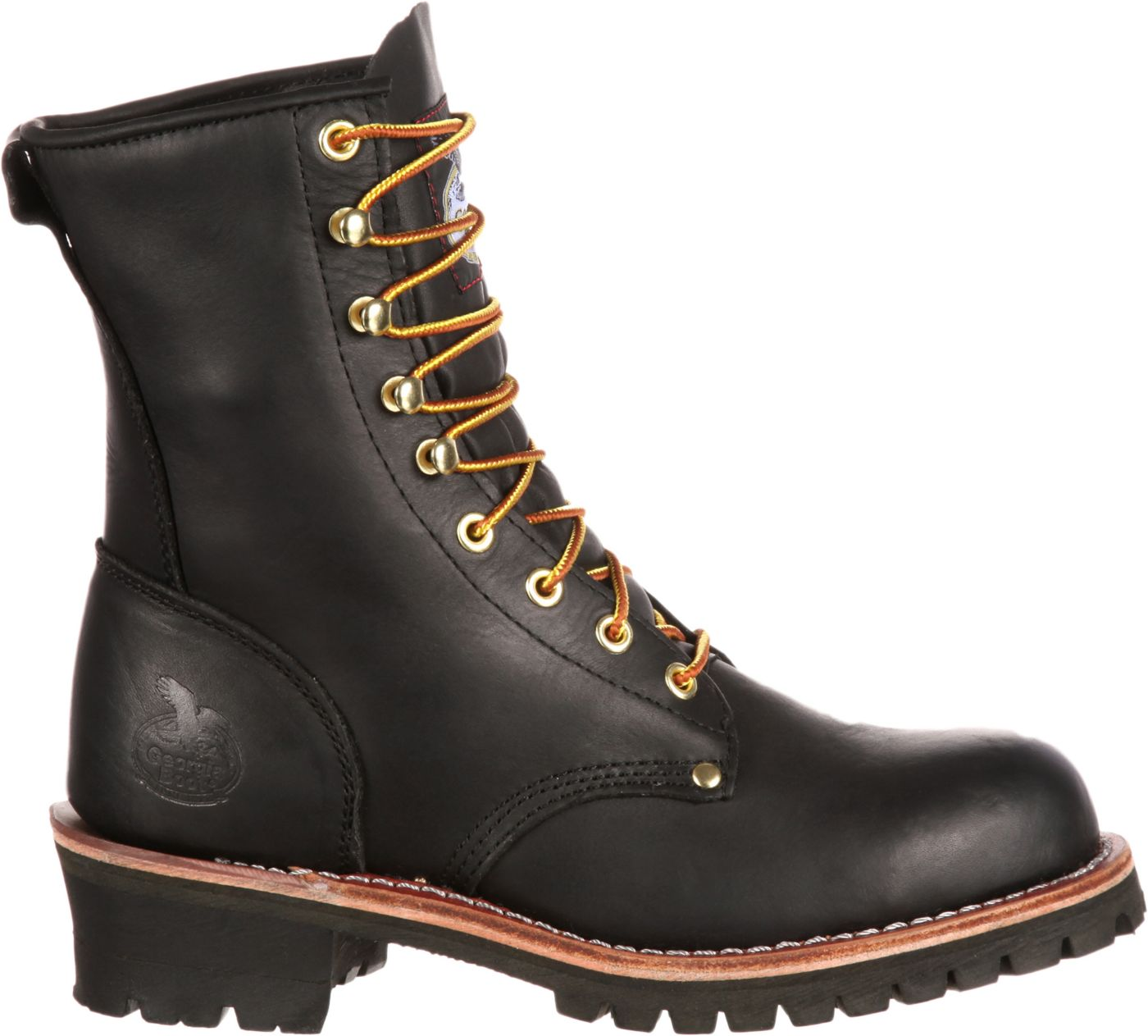 Georgia Boot Men's Logger Steel Toe Work Boots