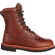 Georgia Boot Men's Farm and Ranch Lacer Work Boots