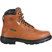 Georgia Boot Men's Farm and Ranch Waterproof Work Boots