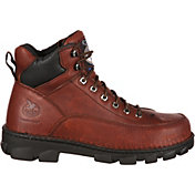 Georgia Boot Men's Eagle Light Wide Load EH Steel Toe Work Boots