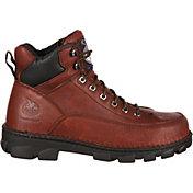 Georgia Boot Men's Eagle Light Wide Load EH Steel Toe Work Boots