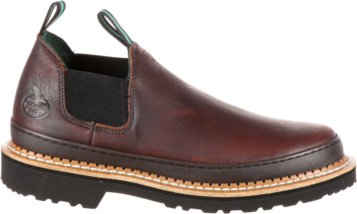 Georgia Boot Men's Giant Romeo EH Steel Toe Work Shoes