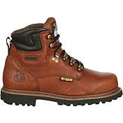 Georgia Boot Men's Hammer Internal Metatarsal EH Steel Toe Work Boots