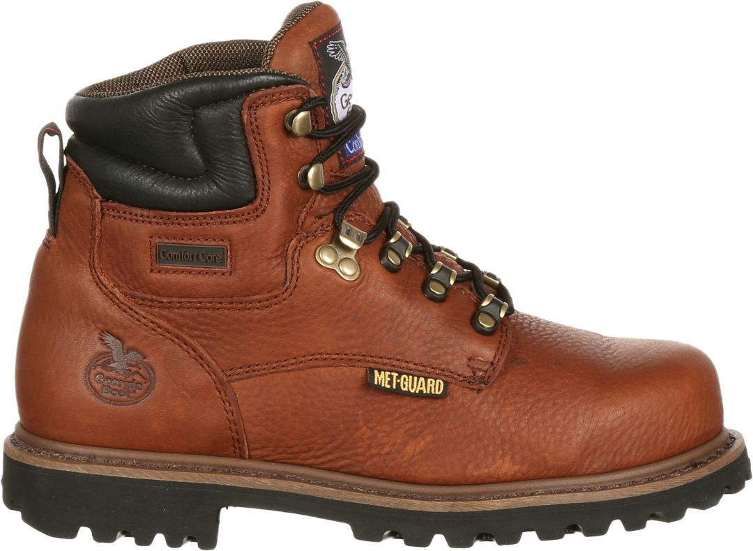 5bbdc8772fb Georgia Boot Men's Hammer Internal Metatarsal EH Steel Toe Work Boots