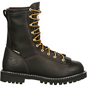 Georgia Boot Men's Lace-to-Toe 200g GORE-TEX Work Boots