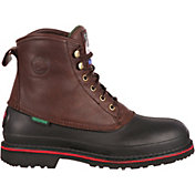 Georgia Boot Men's Muddog EH Waterproof Steel Toe Work Boots