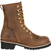 Georgia Boot Men's Logger 400g Waterproof EH Steel Toe Work Boots