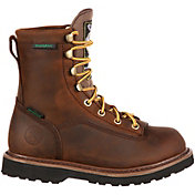 Georgia Boot Kids' 400g Waterproof Work Boots