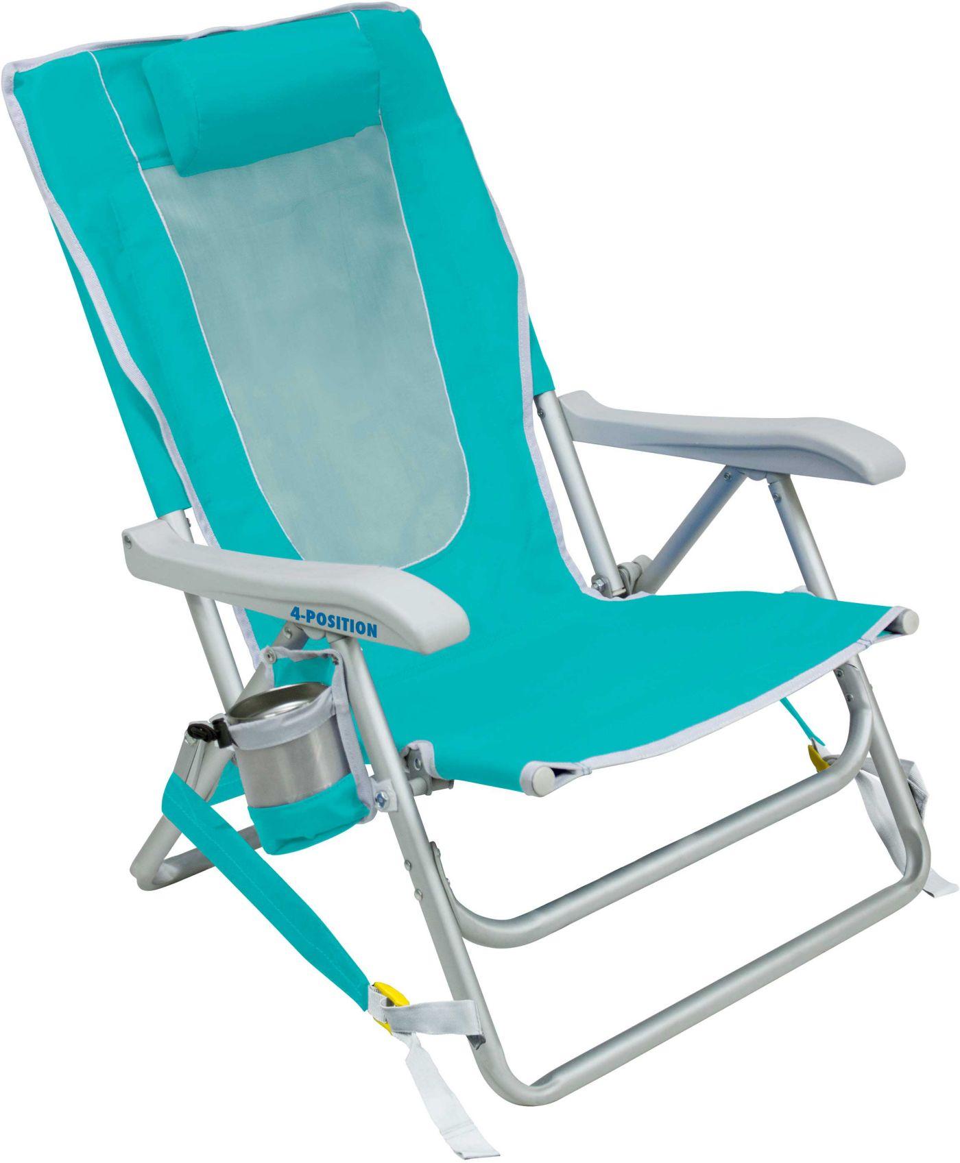 GCI Outdoor Backpack Beach Chair