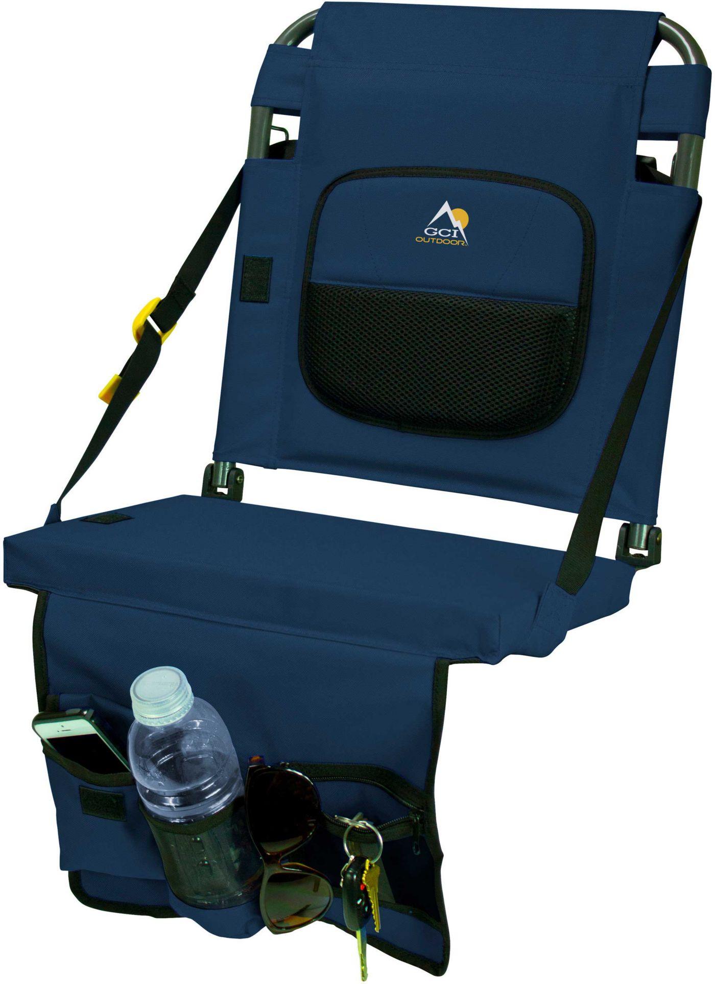 GCI Outdoor BleacherBack Lumbar Stadium Seat