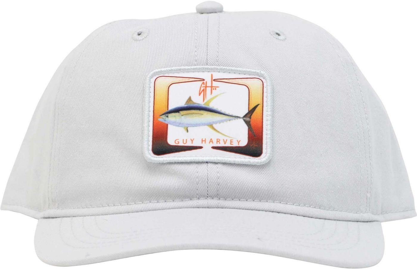 Guy Harvey Men's Clampdown Baseball Hat