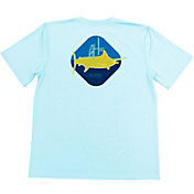 Guy Harvey Men's Stop Sign Short Sleeve Performance T-Shirt