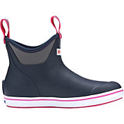 XTRATUF Women's 6'' Ankle Waterproof Deck Boots