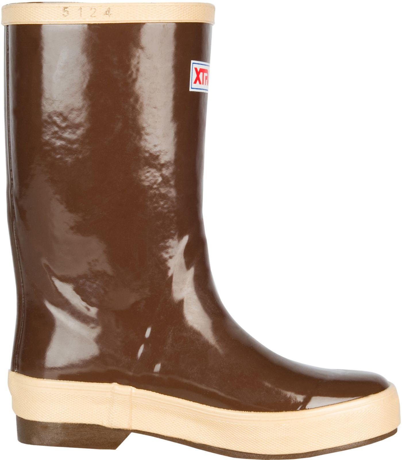 XTRATUF Kids' Legacy 8'' Rubber Boots