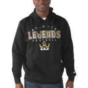 G-III Men's Atlanta Legends Freshman Black Hoodie