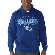 G-III Men's Salt Lake Stallions Freshman Blue Hoodie