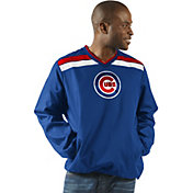 G-III Men's Chicago Cubs Pullover Jacket