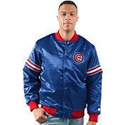 Starter Men's Chicago Cubs Varsity Jacket
