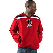G-III Men's Boston Red Sox Pullover Jacket