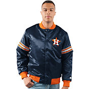 Starter Men's Houston Astros Varsity Jacket