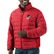 G-III Men's Georgia Bulldogs Red Playoff Full-Zip Jacket