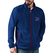G-III Men's Buffalo Bills High Jump Royal Full-Zip Jacket