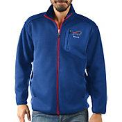 G-III Men's Buffalo Bills Routine Royal Full-Zip Jacket