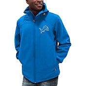 G-III Men's Detroit Lions First Down Blue Full-Zip Jacket