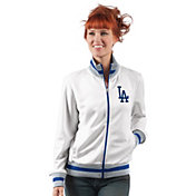G-III Women's Los Angeles Dodgers Track Jacket