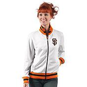 G-III Women's San Francisco Giants Track Jacket