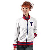 G-III Women's Texas Rangers Track Jacket