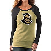 G-III For Her Women's UCF Knights Gold/Black Top Ranking Tunic
