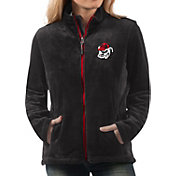 G-III For Her Women's Georgia Bulldogs Goal Line Black Full-Zip Jacket