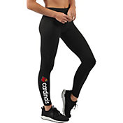 G-III For Her Women's Louisville Cardinals Post Season Black Leggings