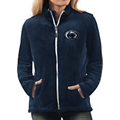 G-III For Her Women's Penn State Nittany Lions Blue Goal Line Full-Zip Jacket