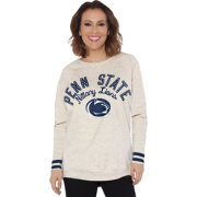 Touch by Alyssa Milano Women's Penn State Nittany Lions Backfield White Top