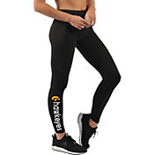G-III For Her Women's Iowa Hawkeyes Post Season Black Leggings