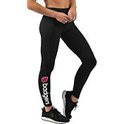G-III For Her Women's Wisconsin Badgers Post Season Black Leggings