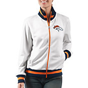 9a81274b9170 Product Image · G-III Women s Denver Broncos Field Goal Rhinestone Track  Jacket