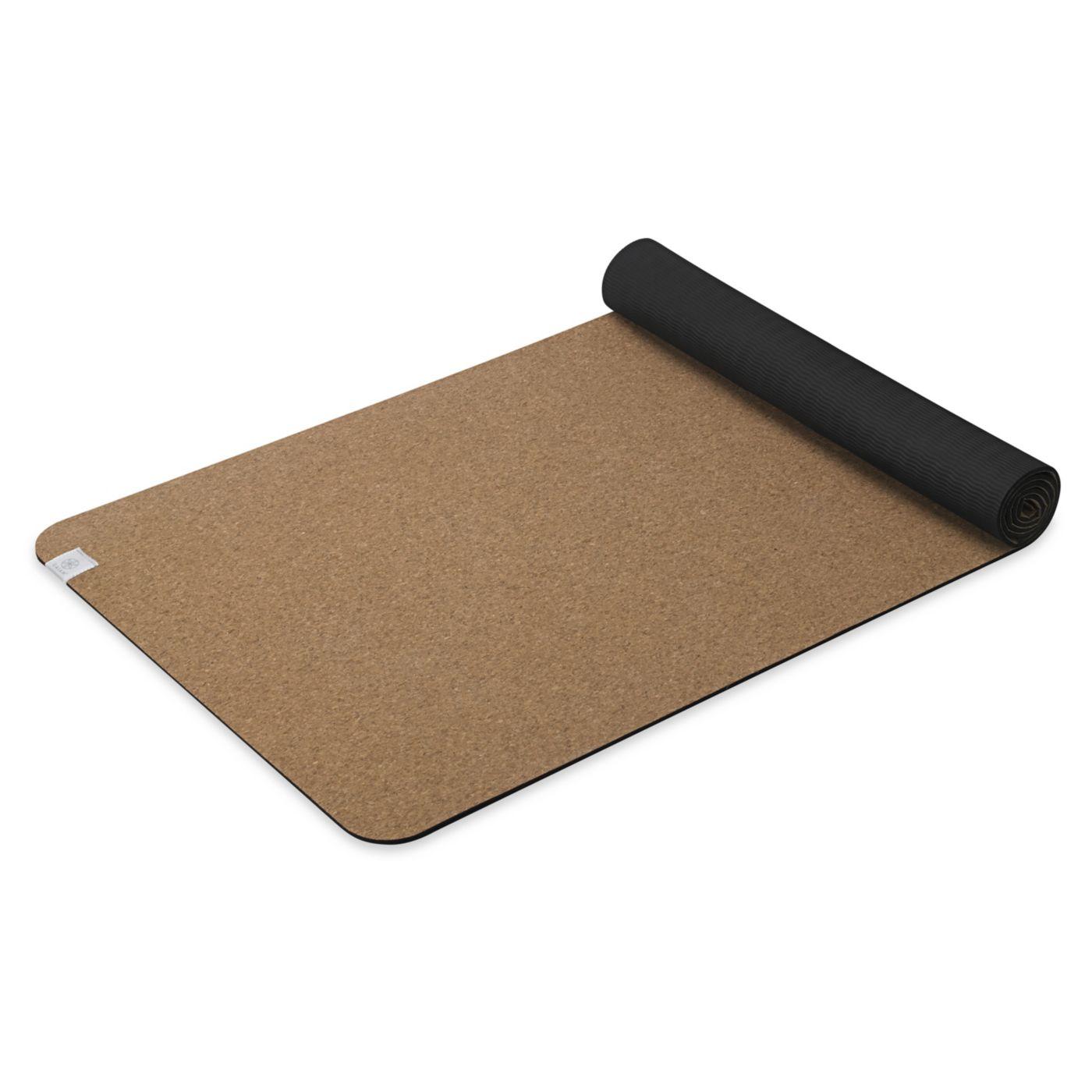 Gaiam Studio Select 6mm Premium Cork Yoga Mat