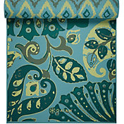 Gaiam 6mm Printed Reversible Yoga Mat
