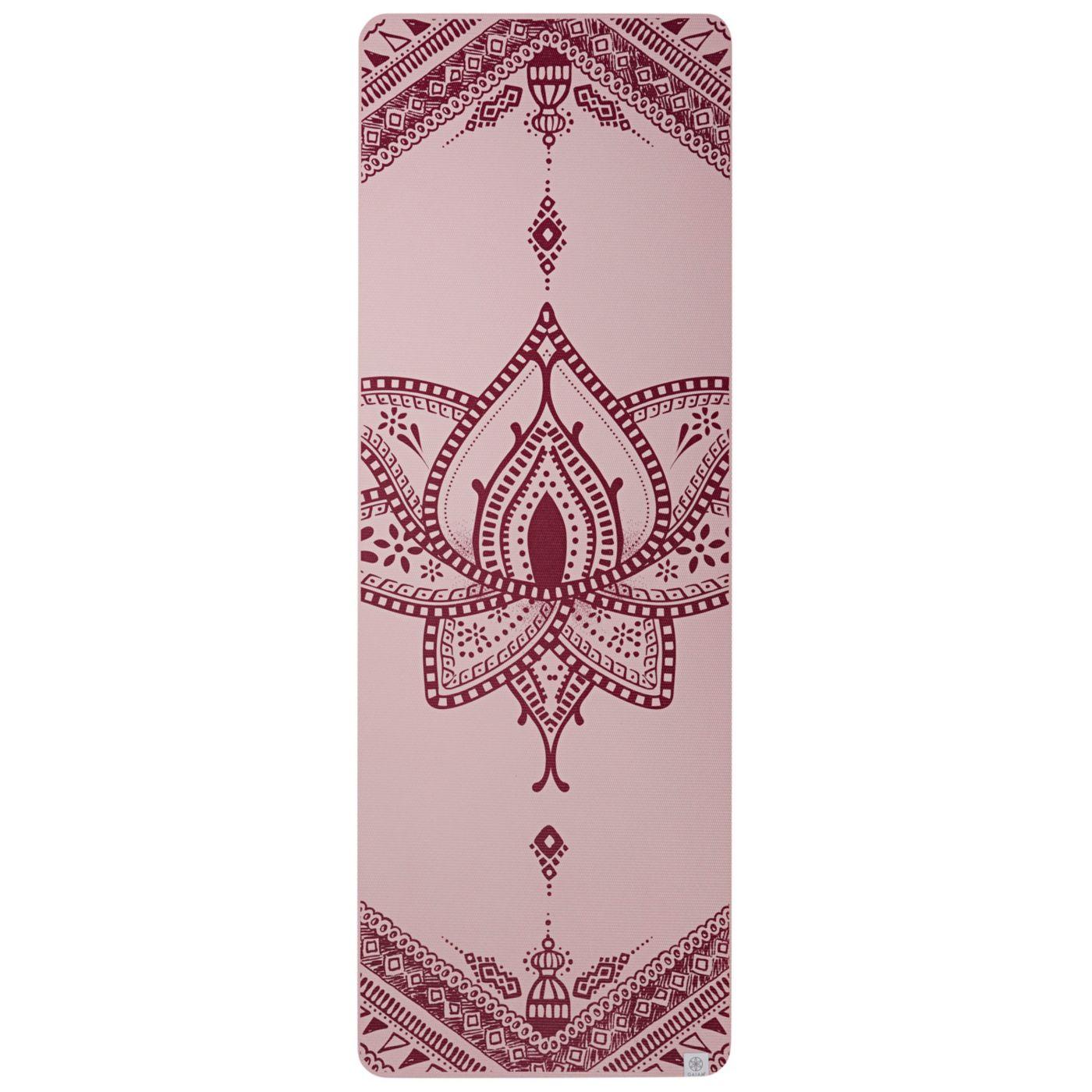 Gaiam Studio Select 6mm Premium Reversible Yoga Mat