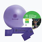 Gaiam Beginners Pilates Kit