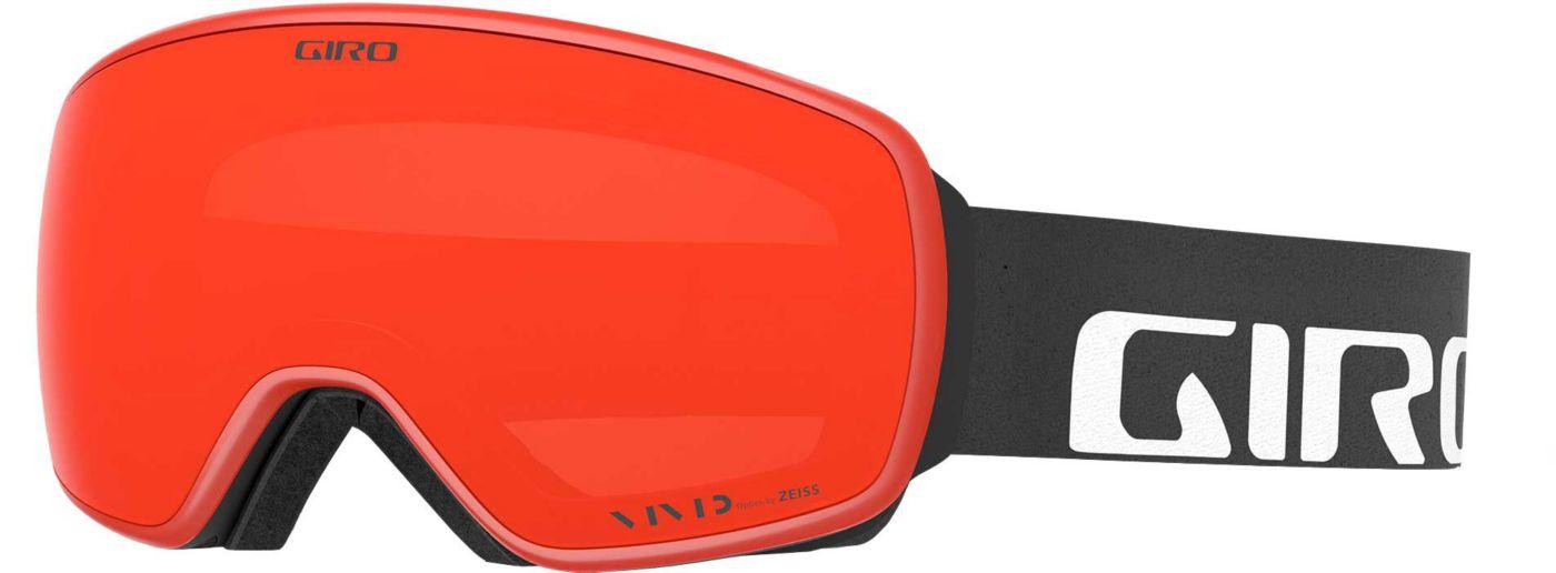 Giro Adult Agent Snow Goggles with Bonus Lens
