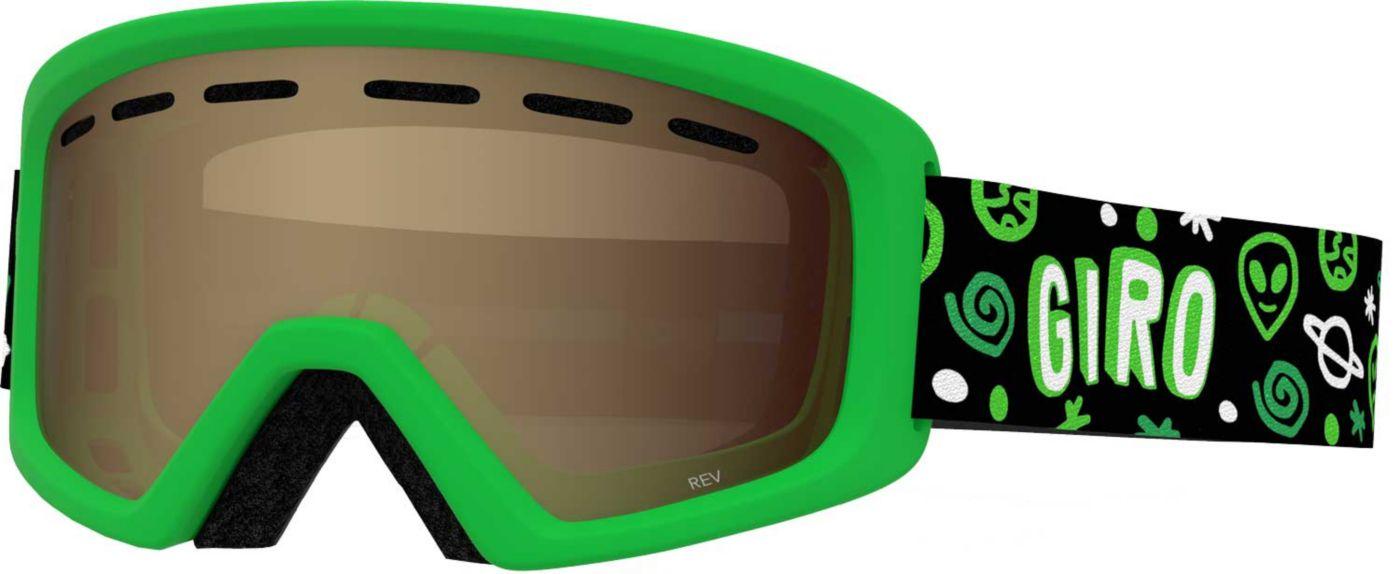 Giro Youth Rev Snow Goggles